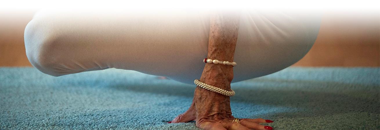 Yoga ouderen